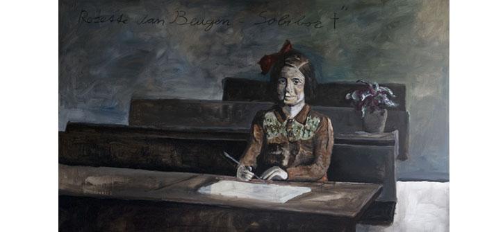 Rosette van Beugen Alle Jong2 Synagoge Groningen   Portrait of Rosette van Beugen