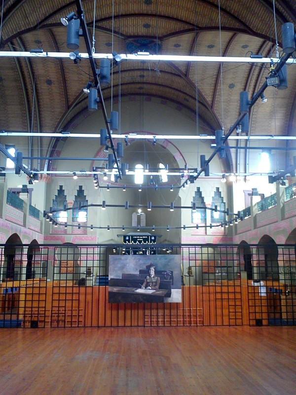 Rosette van beugen 600x800 Synagoge Groningen   Portrait of Rosette van Beugen