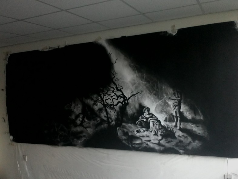 04 785x589 At the border of darkness drawings