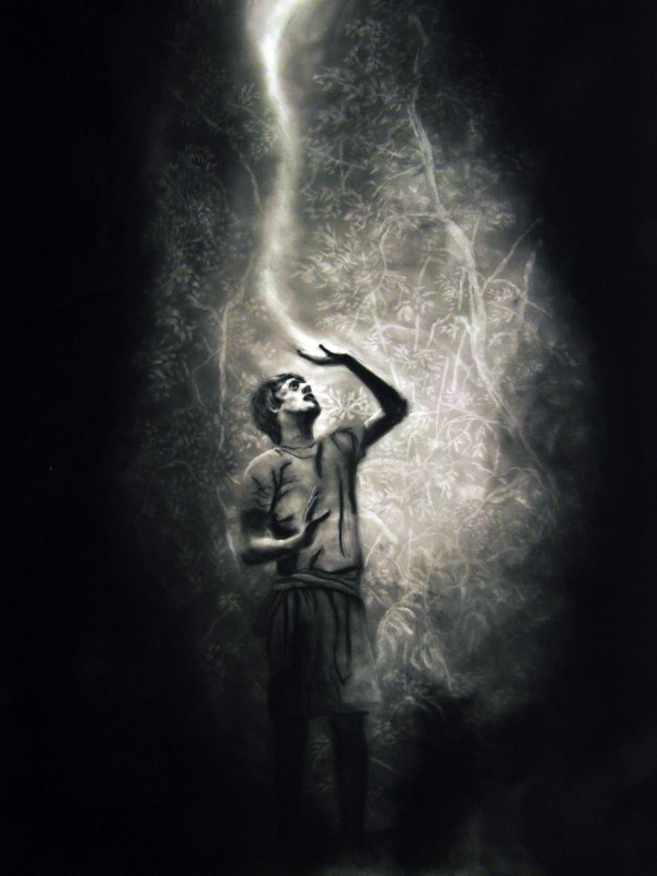 By Alle Jong 38x96cm charcoal on paper November 2015 bb 600x800 380 x 96 cm charcoal on paper by Alle Jong nov 2015